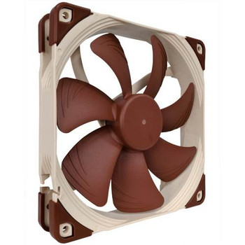 Product image for Noctua NF-A14 140mm FLX 1200RPM Fan | AusPCMarket Australia