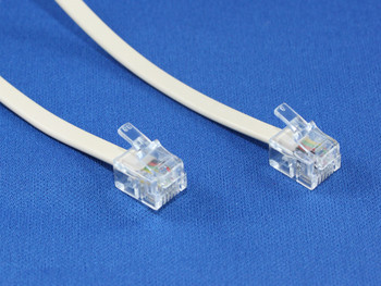 Product image for 2M RJ12/RJ12 Telephone Cable | AusPCMarket.com.au