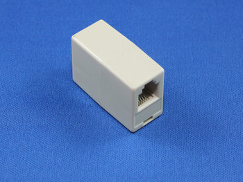 Product image for RJ12 6P4C In Line Coupler | AusPCMarket Australia