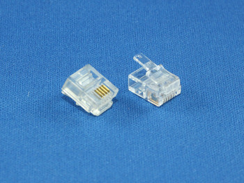 Product image for Telephone Connector 6P4C | AusPCMarket Australia