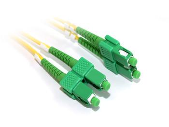 Product image for 1M OS1 Singlemode SC-SCA Fibre Optic Cable | AusPCMarket Australia