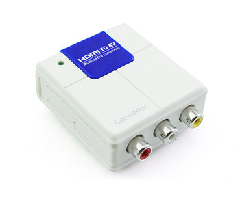 Product image for Adapter HDMI to Composite AV | AusPCMarket Australia
