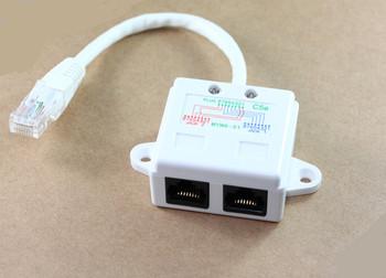 Product image for RJ45 Voice/Voice Splitter | AusPCMarket Australia