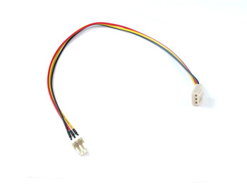 Product image for 20CM Small 3Pin M-F Extension | AusPCMarket Australia