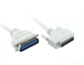Product image for 20M DB25M To Centronic 36M Printer Cable | AusPCMarket.com.au