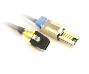 Product image for 1M SFF-8087 To SFF-8088 Cable | AusPCMarket.com.au