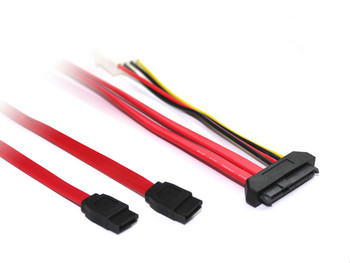 Product image for Dual SATA To SAS 29PIN Cable | AusPCMarket Australia