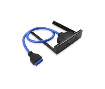 Product image for USB 3.0 20Pin to Front Panel Dual Port | AusPCMarket Australia