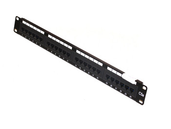 Product image for 24 Port Cat5E Patch Panel | AusPCMarket Australia