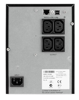 Eaton 5SC 500VA/350W Line Interactive Sine Wave Mini Tower UPS 5SC500i Product Image 2