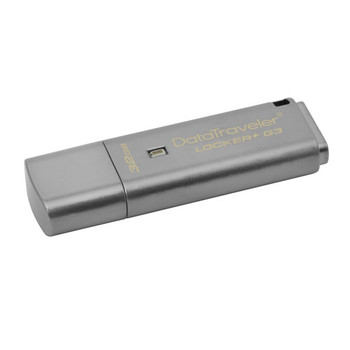 Product image for Kingston DataTraveler Locker+ G3 32GB USB 3.0 Flash Drive | AusPCMarket Australia