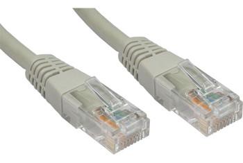 Product image for 0.25M Grey Cat5E Cable | AusPCMarket Australia