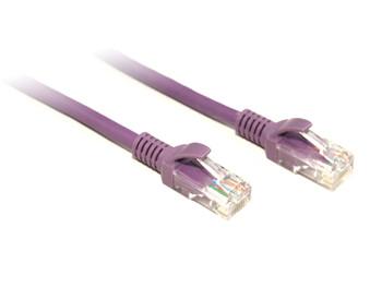 Product image for 0.25M Purple Cat5E Cable | AusPCMarket.com.au