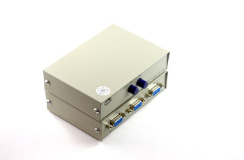 Product image for 2 Way SVGA Push-Button Data Switch | AusPCMarket.com.au