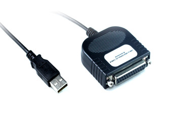 Product image for USB To Parallel DB25F Adaptor | AusPCMarket Australia