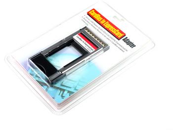 Product image for PCMCIA to Express Adaptor | AusPCMarket Australia