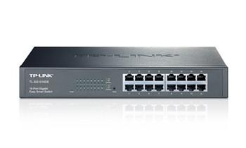 Product image for TP-Link TL-SG1016DE 16 Port Gigabit Easy Smart Switch | AusPCMarket Australia