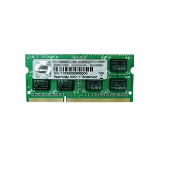 Product image for G.Skill 4GB DDR3 1600MHz Single Channel SODIMM | AusPCMarket Australia