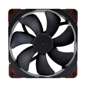 Product image for Noctua 120mm NF-F12 Industrial PPC IP52 2000RPM PWM Fan | AusPCMarket Australia