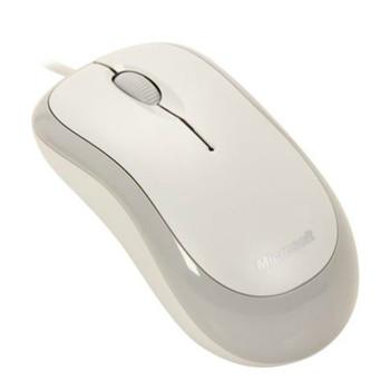 Product image for Microsoft L2 Basic White Optical Mouse | AusPCMarket Australia