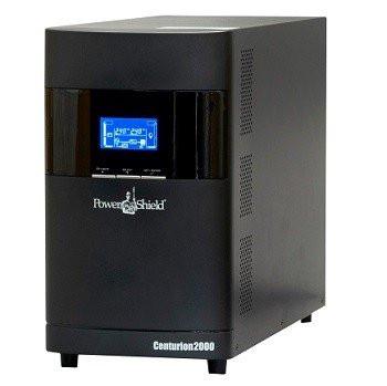 Product image for Powershield Centurion 2000VA True On-line Tower UPS | AusPCMarket Australia