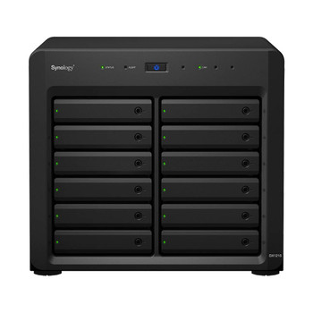Synology DX1215 12 Bay Expansion Unit Product Image 2