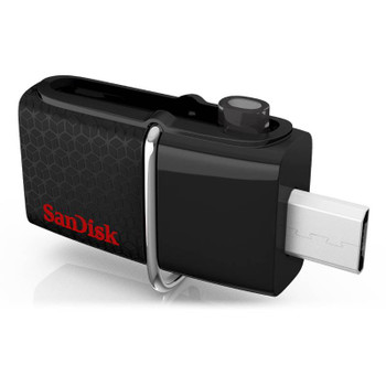SanDisk 16GB Ultra Dual USB 3.0 OTG Flash Drive Product Image 2