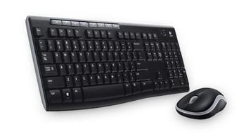 Product image for Logitech MK270r Wireless Combo | AusPCMarket Australia