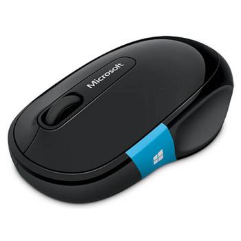 Product image for Microsoft Bluetooth Sculpt Comfort Mouse - Black | AusPCMarket Australia