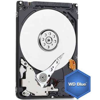 Product image for Western Digital WD 500GB Blue 2.5in 5400RPM Hard Drive | AusPCMarket Australia