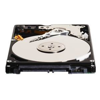Western Digital WD 500GB Blue 2.5in 5400RPM Hard Drive Product Image 2