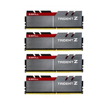 Product image for G.Skill Trident Z 32GB (4x 8GB) DDR4 3200MHz Memory | AusPCMarket Australia
