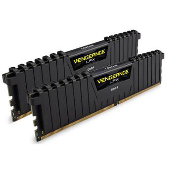 Product image for Corsair Vengeance DDR4 LPX CMK32GX4M2A2400C14 32GB (2x16GB) | AusPCMarket Australia