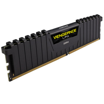 Product image for Corsair Vengeance LPX 8GB (1x 8GB) DDR4 2666MHz Memory Black | AusPCMarket Australia