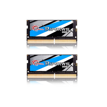 Product image for G.Skill Ripjaws 16GB (2x 8GB) DDR4 2400MHz SODIMM Memory | AusPCMarket Australia