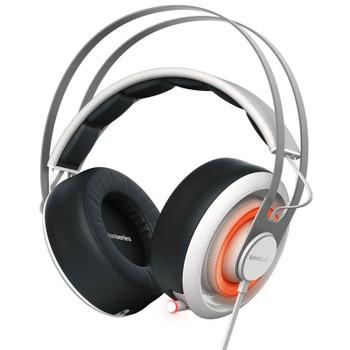 Product image for SteelSeries Siberia 650 RGB Gaming Headset White | AusPCMarket Australia