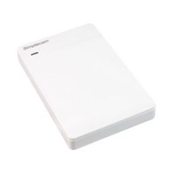 Product image for Simplecom SE203 Tool Free 2.5in SATA drive to USB3 Drive Box White   AusPCMarket Australia
