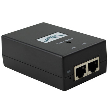 Product image for Ubiquiti Networks POE-24-12W 24VDC @ 0.5A PoE Adapter | AusPCMarket Australia