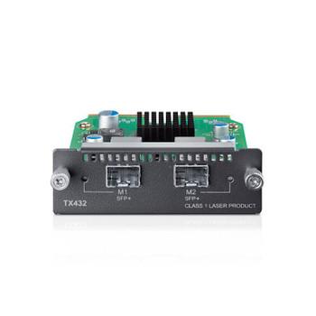 Product image for TP-Link TX432 10-Gigabit 2-Port SFP + Module | AusPCMarket Australia