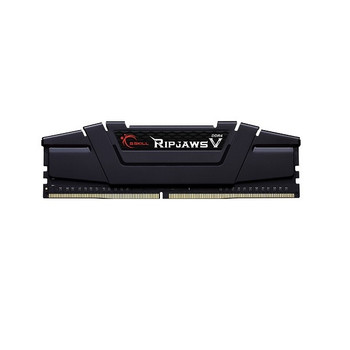 Product image for G.Skill Ripjaws V 16GB (1x 16GB) DDR4 3200MHz Memory Black | AusPCMarket Australia