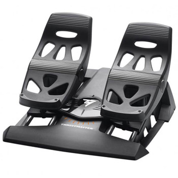 Product image for Thrustmaster Flight Rudder Pedals For PC & PS4 | AusPCMarket Australia
