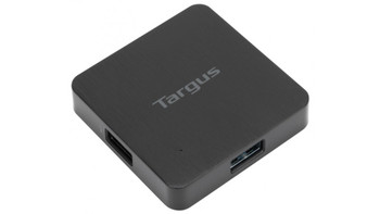 Product image for Targus 4-Port USB 3.0 SuperSpeed Hub | AusPCMarket Australia