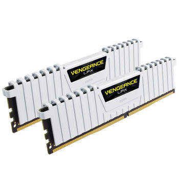 Product image for Corsair Vengeance LPX 16GB (2x 8GB) DDR4 3200MHz Memory White | AusPCMarket Australia