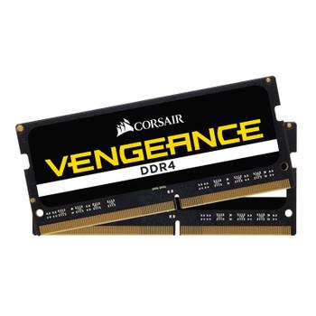 Product image for Corsair Vengeance CMSX16GX4M2A2400C16 16GB (2x8GB) DDR4 SODIMM | AusPCMarket Australia