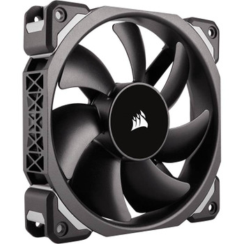 Product image for Corsair ML120 Pro 120mm Premium Magnetic Levitation Fan Black | AusPCMarket Australia