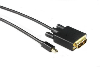 Product image for 1M Mini Displayport to DVI-D Cable | AusPCMarket Australia