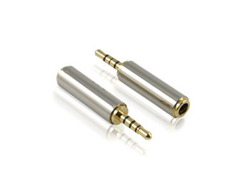 Product image for 2.5mm Male to 3.5mm Female Adaptor | AusPCMarket Australia