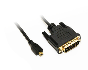 Product image for 2M Micro HDMI to DVI-D Cable | AusPCMarket.com.au