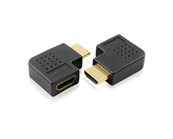 Product image for HDMI M-F Right Angle Adaptor | AusPCMarket Australia