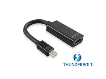 Product image for Mini DP V1.2 To HDMI Adaptor Supports 4K2K | AusPCMarket Australia